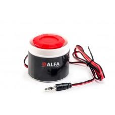 Звуковая проводная сирена ALFA SR01