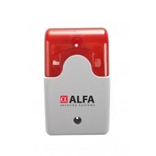 Светозвуковая сирена ALFA SE103